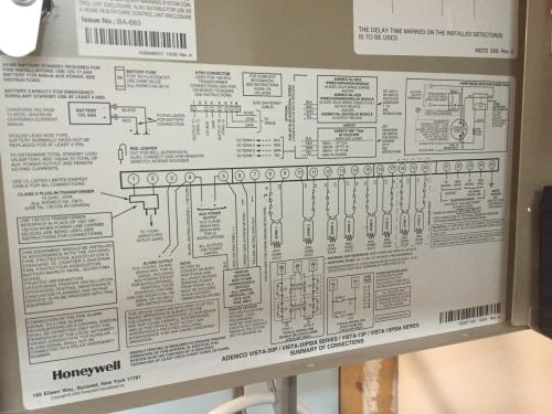small resolution of interfacing raspberry pi to honeywell alarm system 3v vs 12v honeywell addressable fire alarm system wiring diagram honeywell alarm system wiring diagrams
