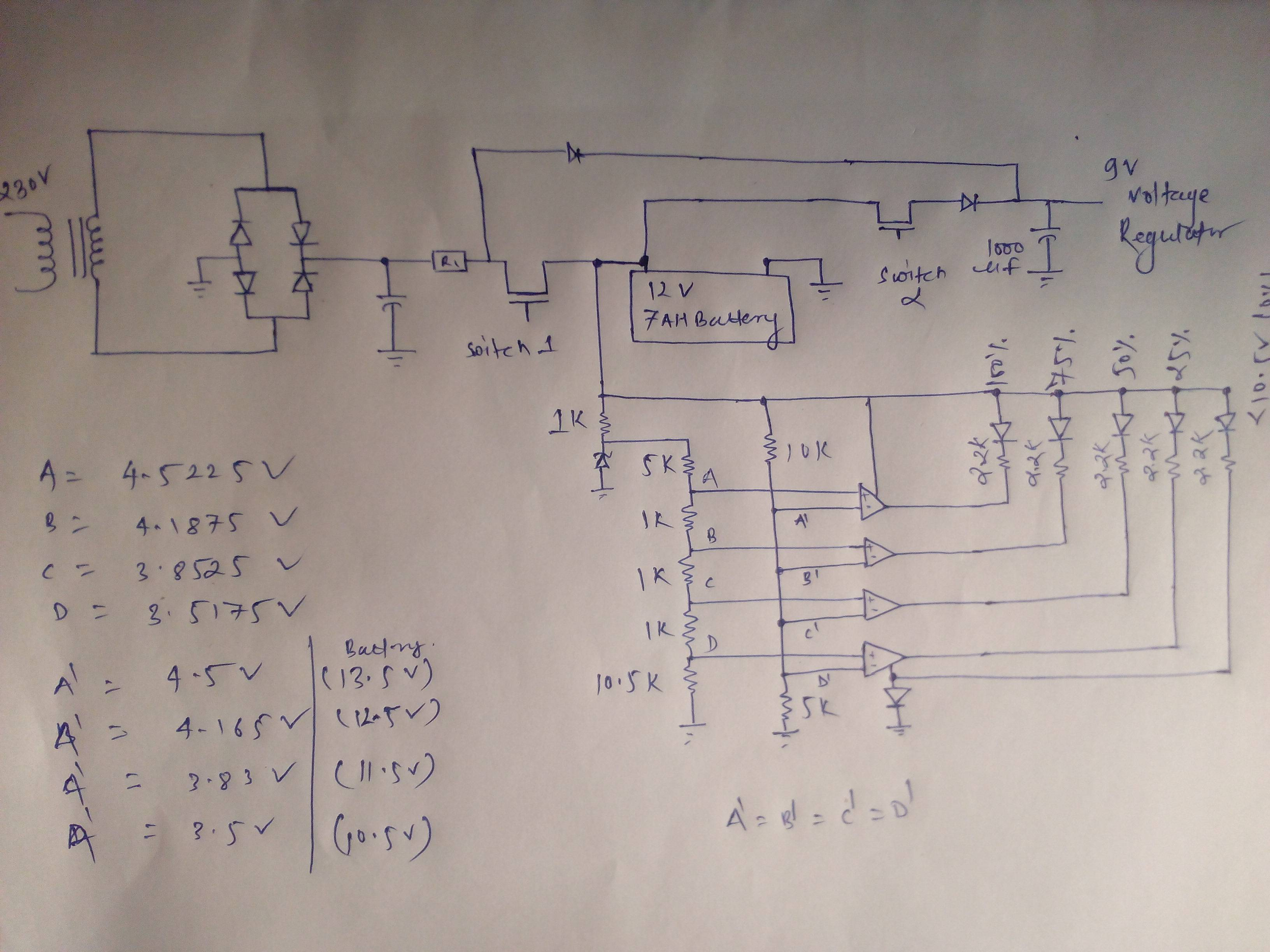 This Is A Mains 230v Ac Voltage Indicator And Is A Live Circuit So