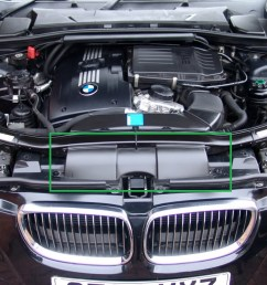engine 2007 bmw e90 320i individual [ 1024 x 768 Pixel ]