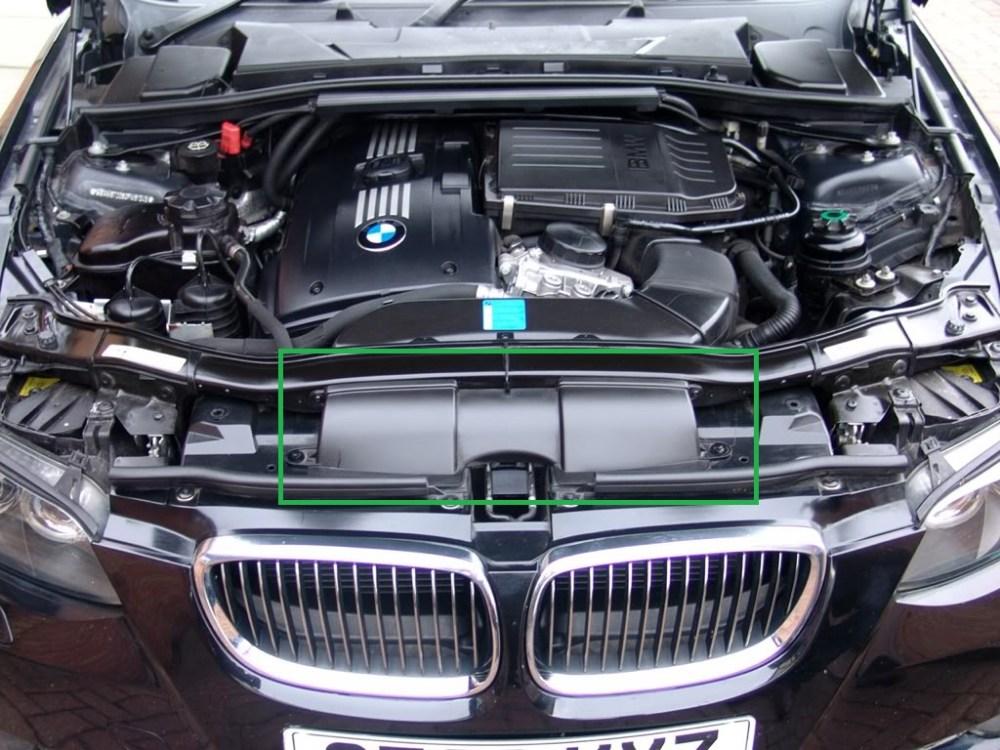 medium resolution of engine 2007 bmw e90 320i individual