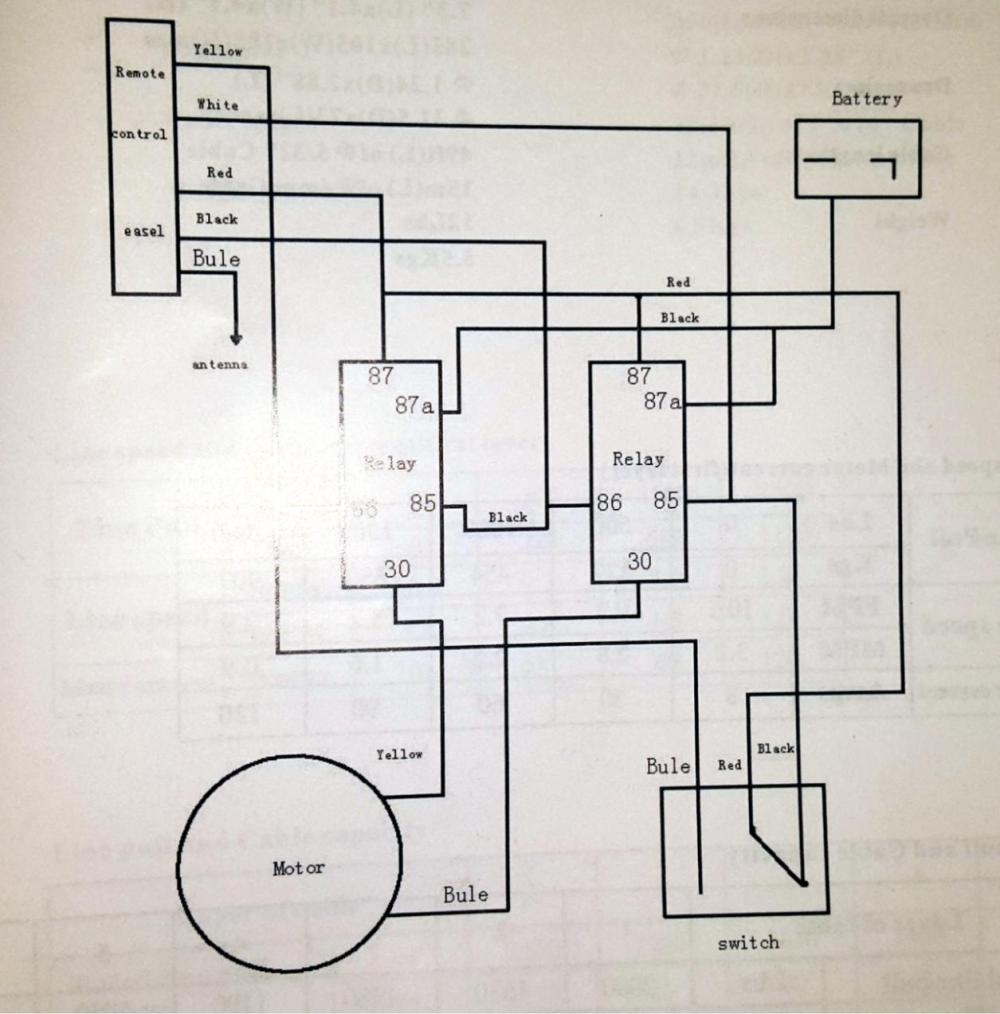 medium resolution of switches installing a limit switch to a small winch electrical small switches diagram