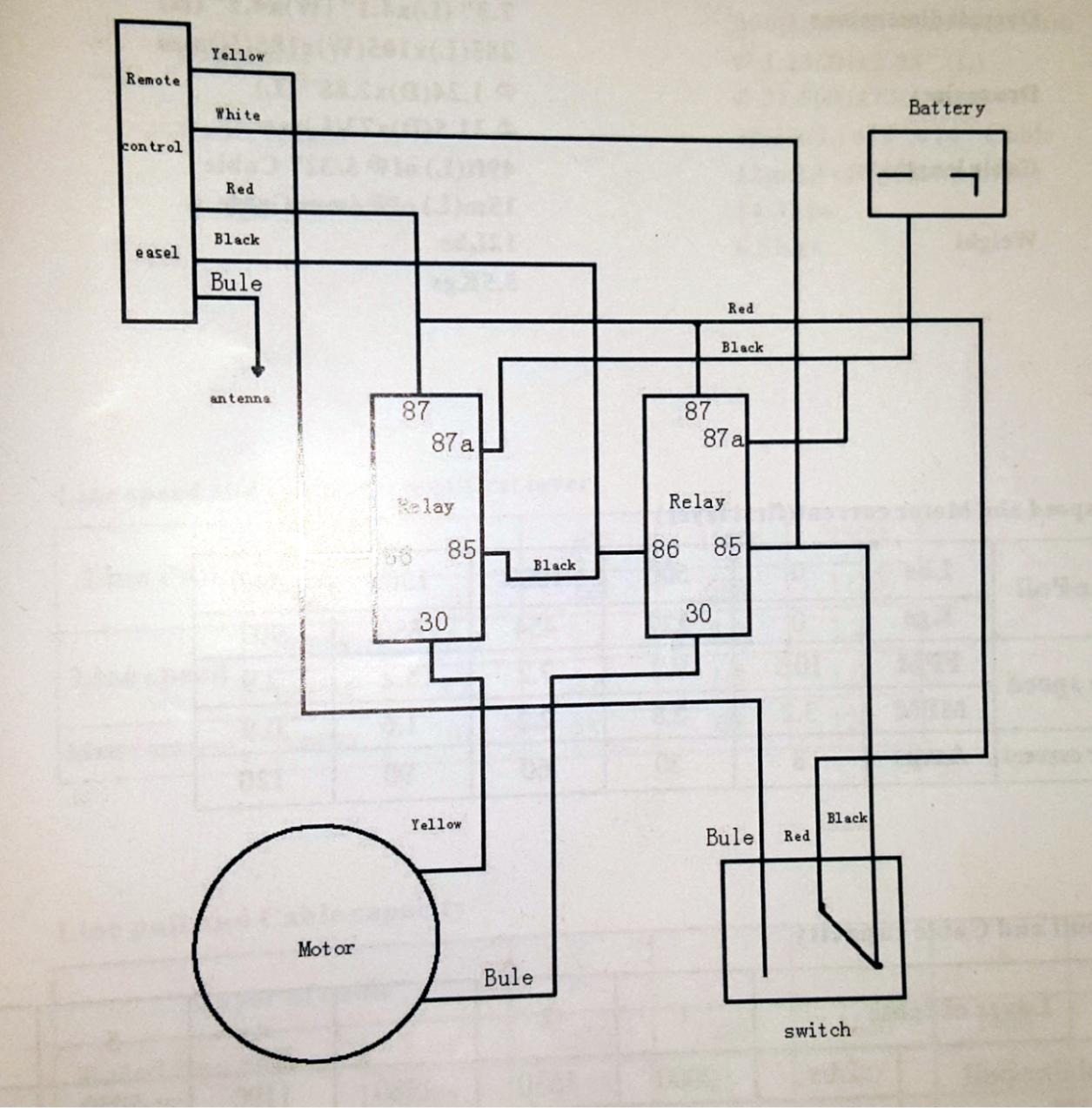 hight resolution of switches installing a limit switch to a small winch electrical small switches diagram