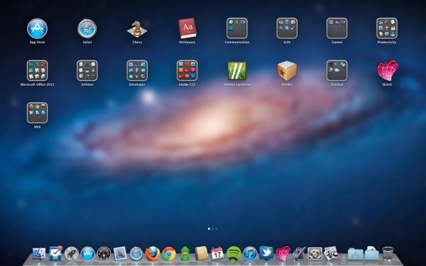 Imac - Disable Launchpad Animation Mac