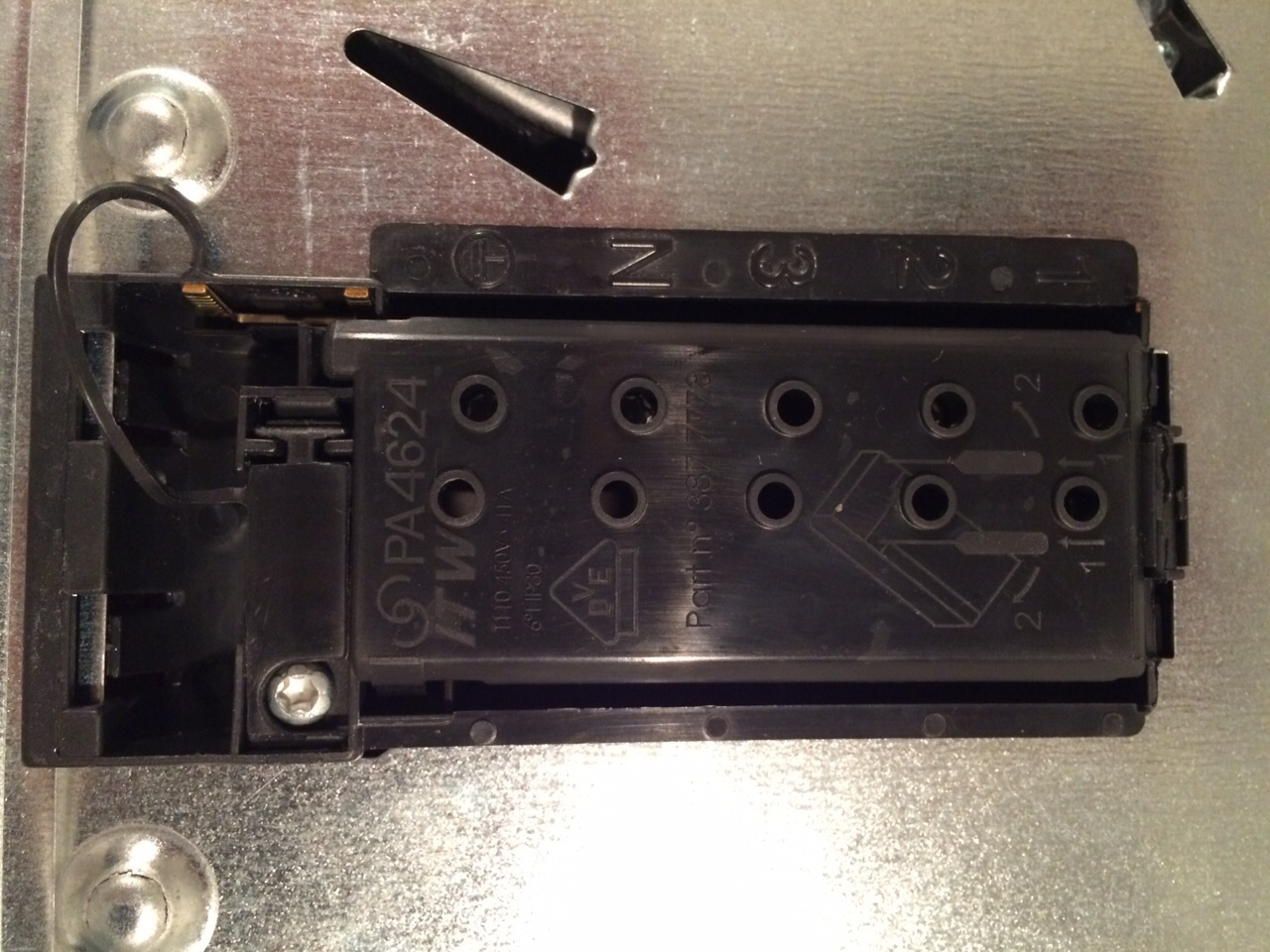 Hot Plate Wiring Diagram
