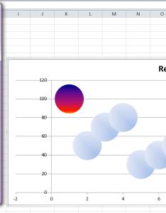 Bubble chart in excel enter image description here also impossible to put legend along side each  rh superuser