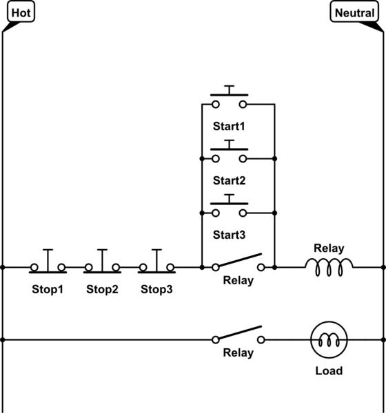 Float Pump Latching Relay Circuit Diagram : 41 Wiring