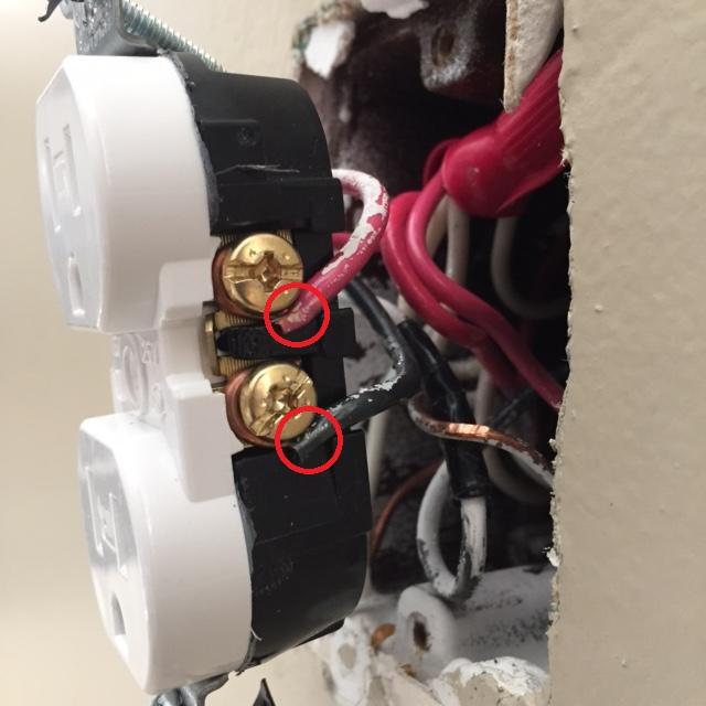 Wiring Black To Brass White To Silver