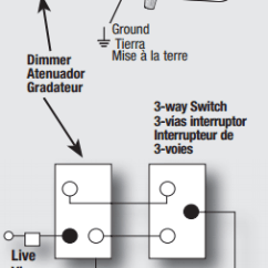Lutron 3 Way Dimmer Wiring Diagram Recessed Ceiling Lights Electrical - Replacing A Toggle Switch With Regular Light Home Improvement ...