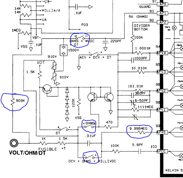 Have I damaged my multimeter by applying voltage in