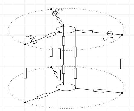 Drawing 3d circuit diagram