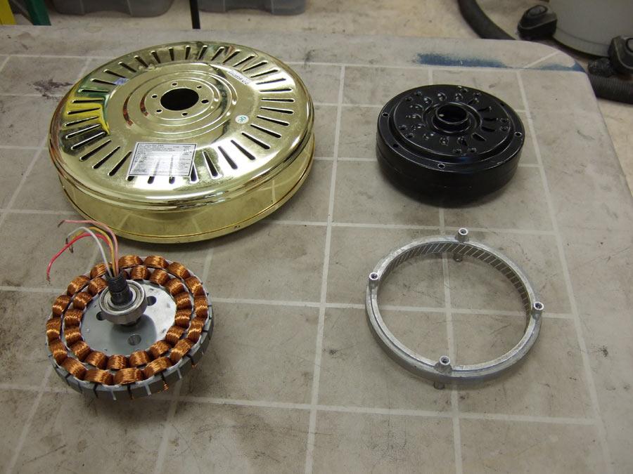 Ceiling Fan Motor Wiring