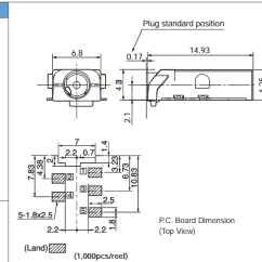 Headphone Jack Wiring Diagram Cat5 A Vs B Connector - Audio Schematic Electrical Engineering Stack Exchange
