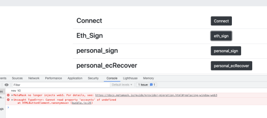 image showing web3 no longer used