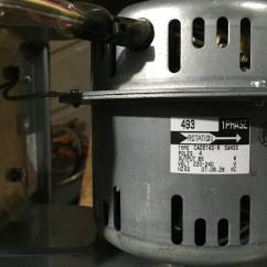 110 Volt Wiring Diagram F150 2005 Determining How To Make 7 Wire Ac Motor Run Without Housing
