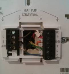 hvac heat pump air conditioning wiring to thermostat home wiring diagram for honeywell lyric thermostat share the knownledge [ 3264 x 1836 Pixel ]