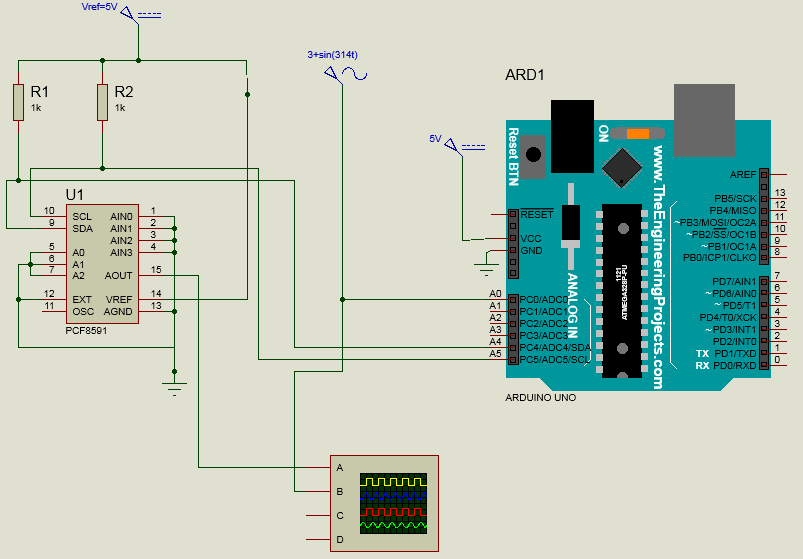 Simple Circuit With Switch Simple Ujt Repeat Timer