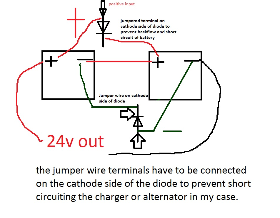 Wiring Diagram For 24 Volt Trolling Motor