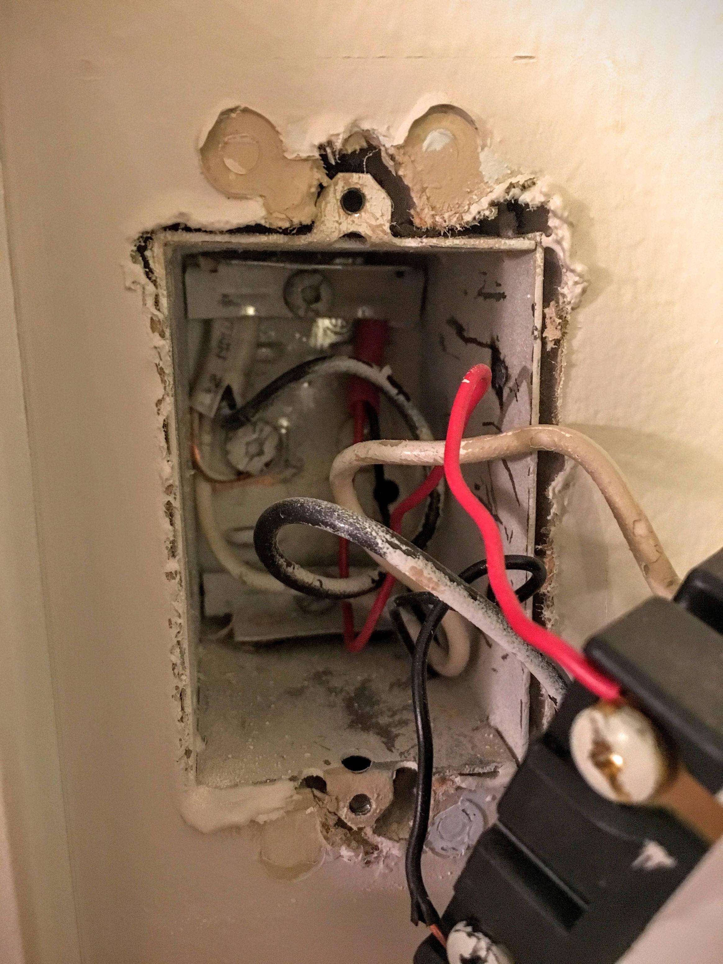 House Wiring Switch Leg