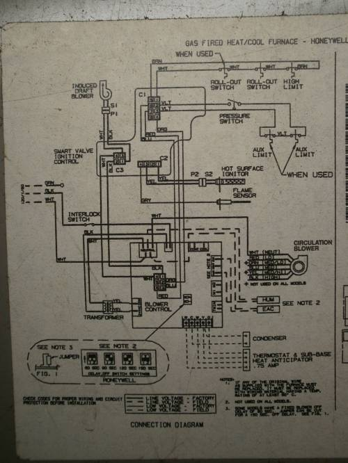 small resolution of goodman hvac fan wiring diagram hvac troubleshoot ac issue no inside blower home improvementpart 1