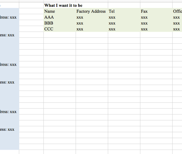 Talend How To Convert Row Into Column Closed