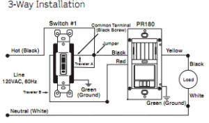 electrical  How can I replace a 3way light switch with a