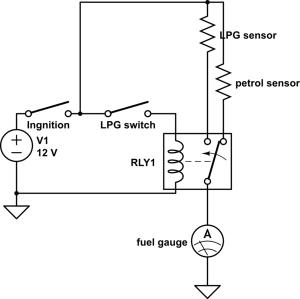 resistance  Dual Fuel Senders  Shared Fuel Gauge Circuit