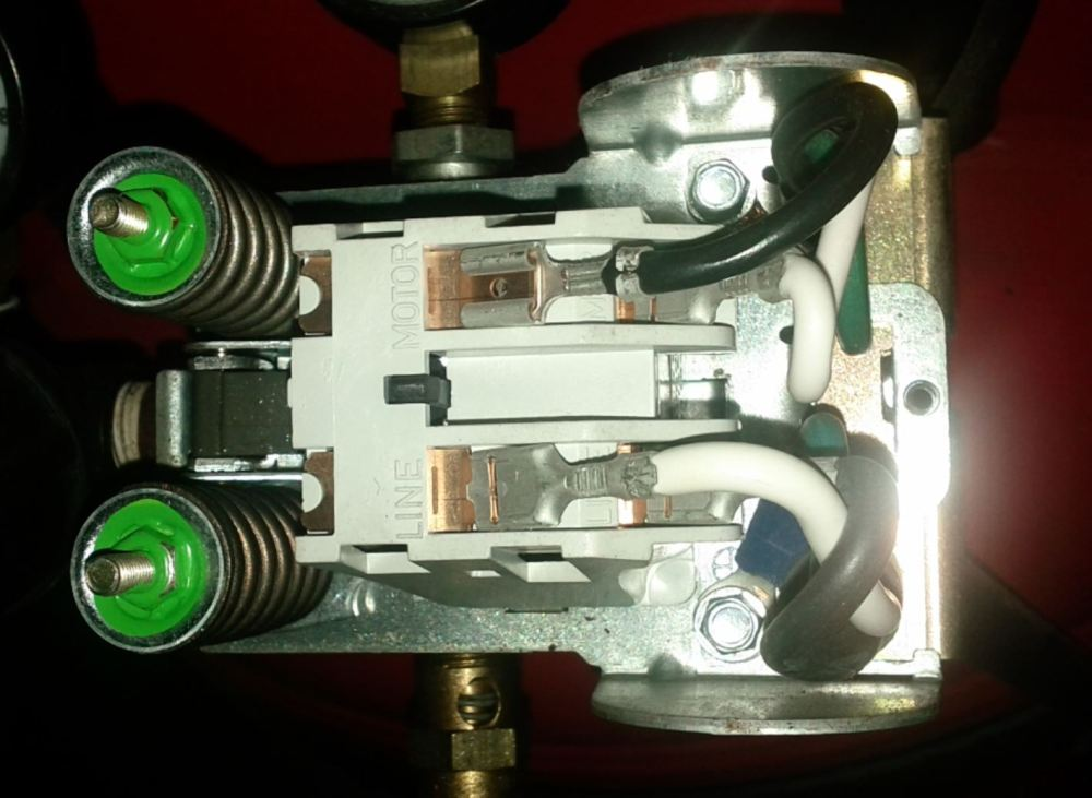 medium resolution of electrical how do i wire this motor with 240v home improvement american standard compressor wiring