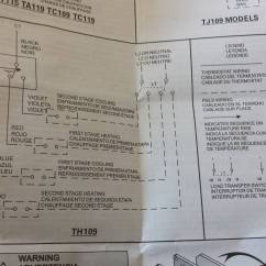 Fan Center Relay Wiring Diagram 1990 Honda Civic Stereo How Do I Wire This 240v Motor And Thermostat Home