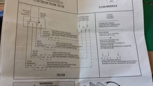 small resolution of thermostat wiring diagram