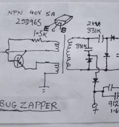 zapper bug wiring diagram wiring libraryenter image description here [ 3296 x 2472 Pixel ]