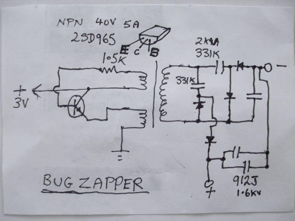 medium resolution of zapper bug wiring diagram wiring libraryenter image description here