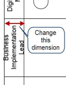 Enter image description here also visio change width of swimlane labels in cross functional flow rh superuser