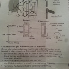 Fan Light Wiring Diagram Ge Profile French Door Refrigerator Parts How Do I Wire A Hard Wired Wall Switch And Remote For My