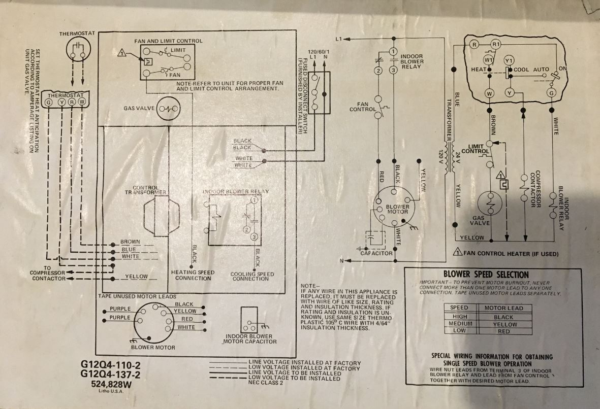 hight resolution of how do i connect the spare c wire to the old lennox system modelenter image
