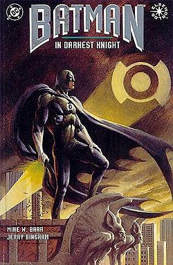 dc  When did Batman get a Green Lantern Power Ring