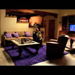 Purple Color For Living Room Wall Colors With Brown Furniture Breaking Bad - Why Is The Connection Between Hank And ...