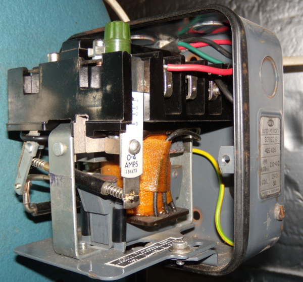 wiring diagram for 240v photocell siemens hoa an mem starter lathe | model engineer