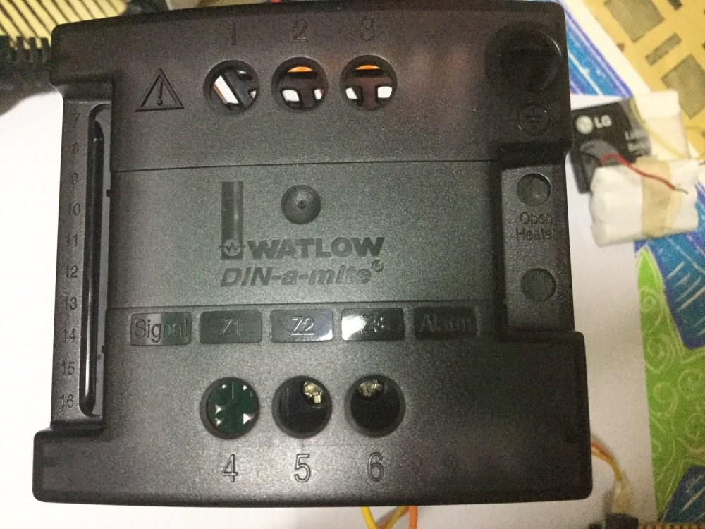medium resolution of scr wired to run a digital panel scr