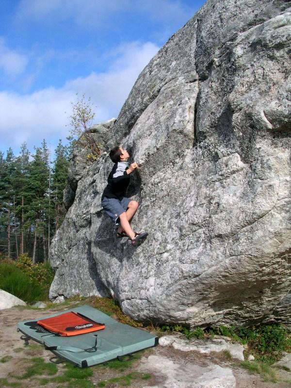 Rock Climbing Crash Pad