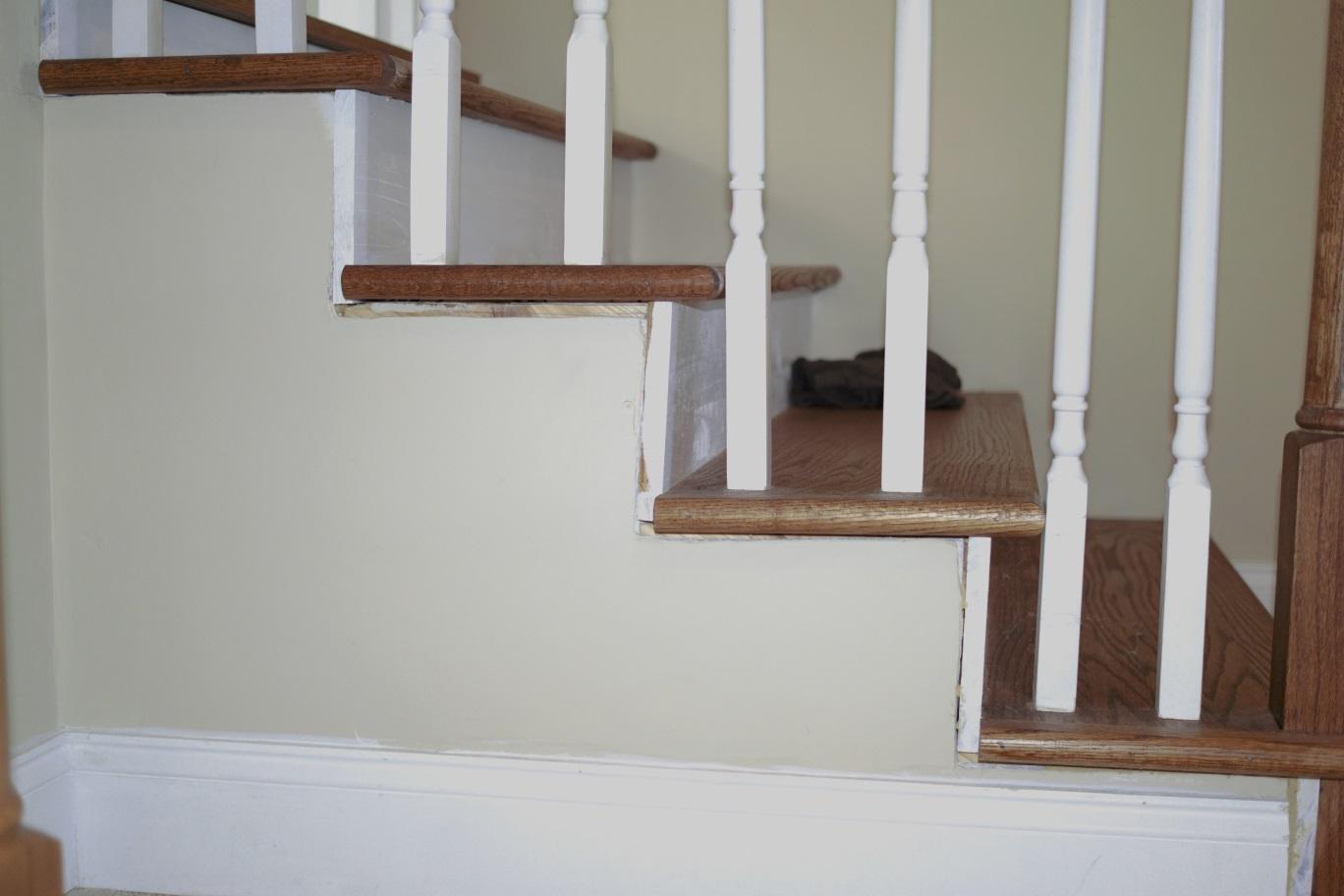 Stair Trim Molding Ideas