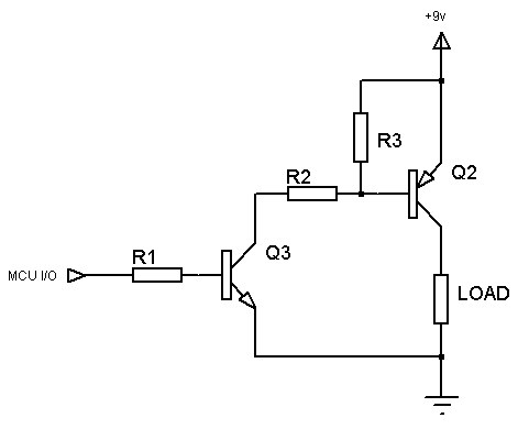 Arduino Controlling transistor