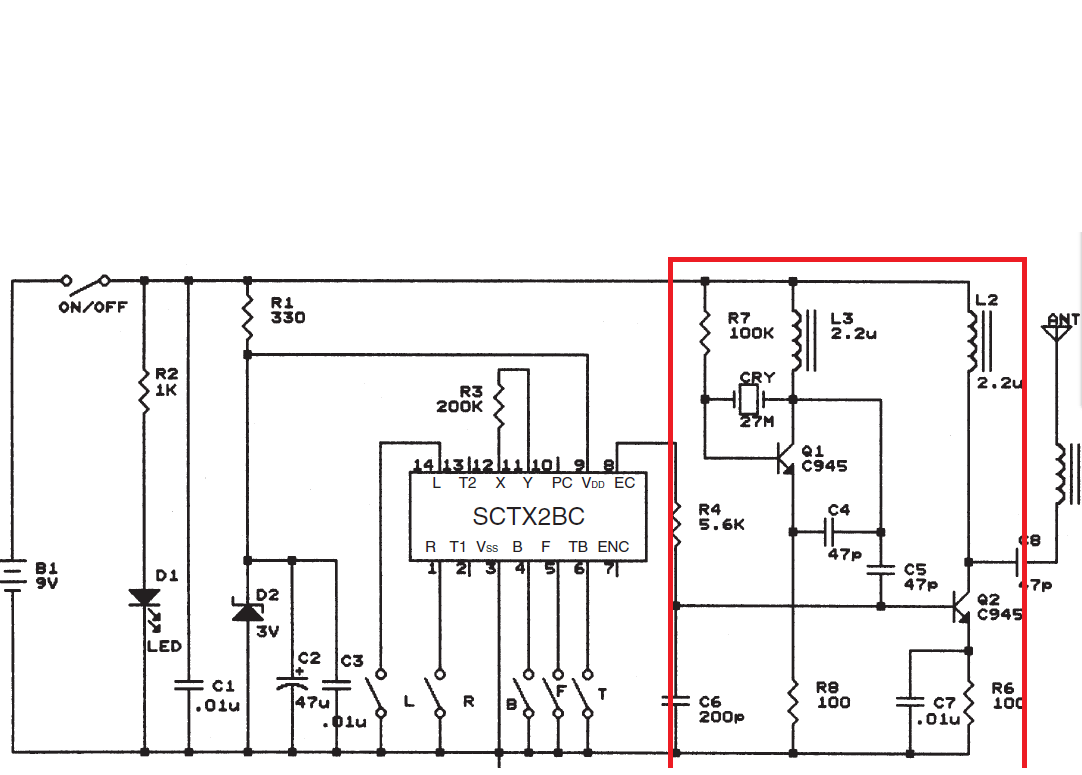 Simple Crystal Radio Diagram Inside Wiring Progressive Set To Regenerative Receiver Schematic