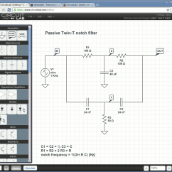 Free Electronic Circuit Diagram Scion Xb Wiring Software Simulator For Educational Purposes