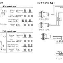 3 Wire Pickup Wiring Diagram Lutron Dimmer Pic How To Connect A Inductive Proximity Sensor Switch Npn Dc6 36v Three Wires Do Enter Image Description Here