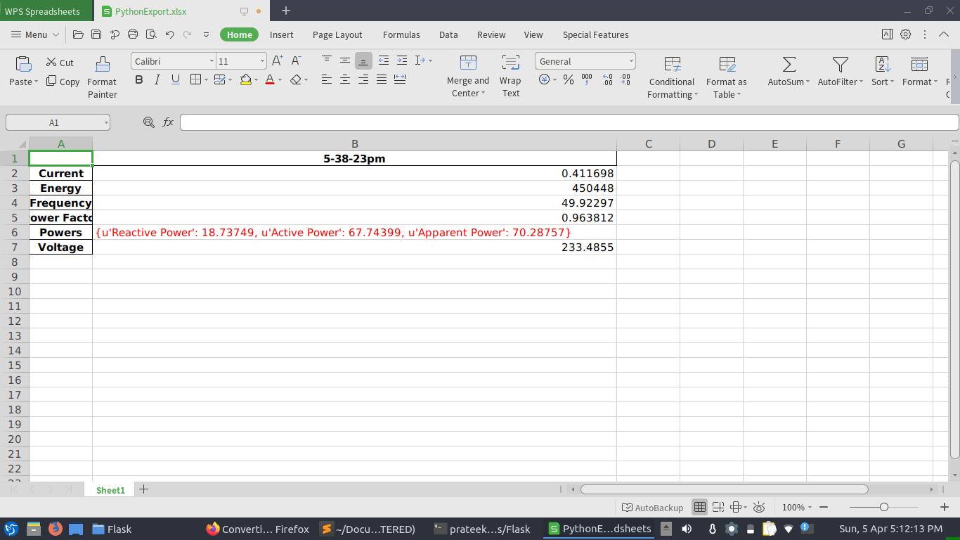 Converting JSON to CSV - Python - Stack Overflow