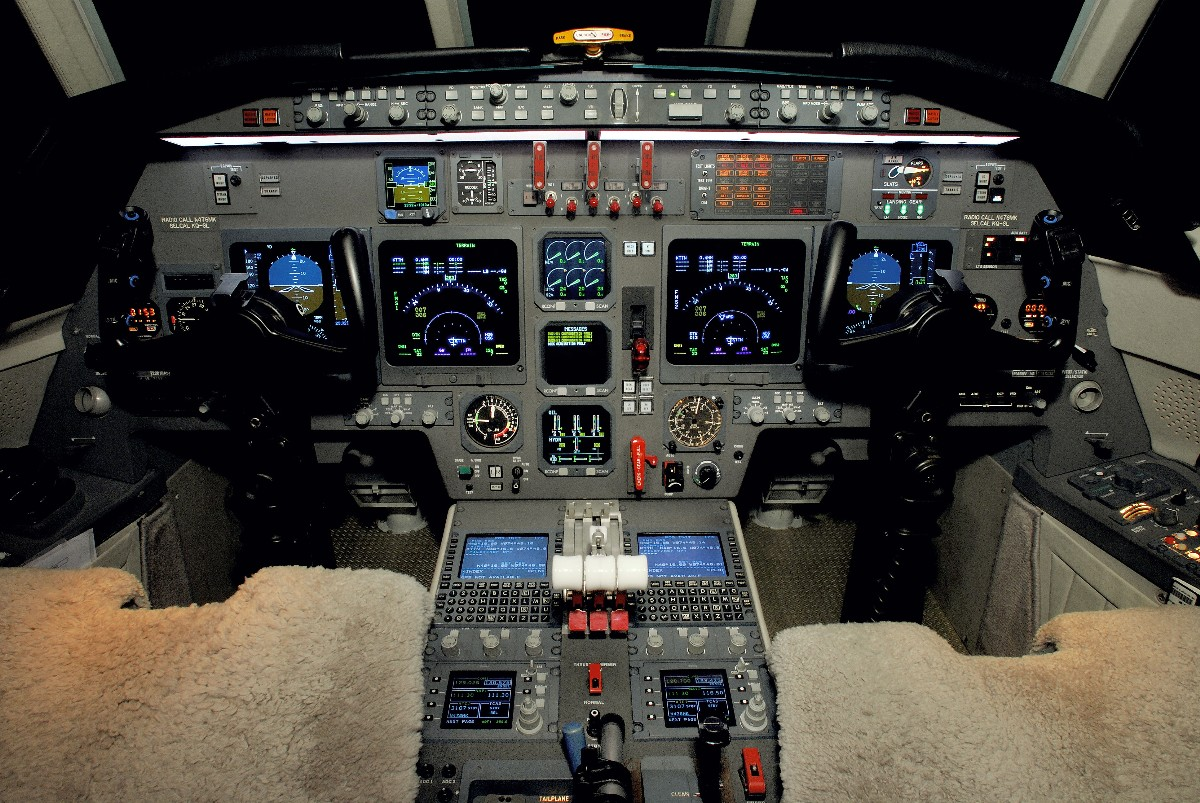 Aircraft Design Why Are The Cockpit Controls Of