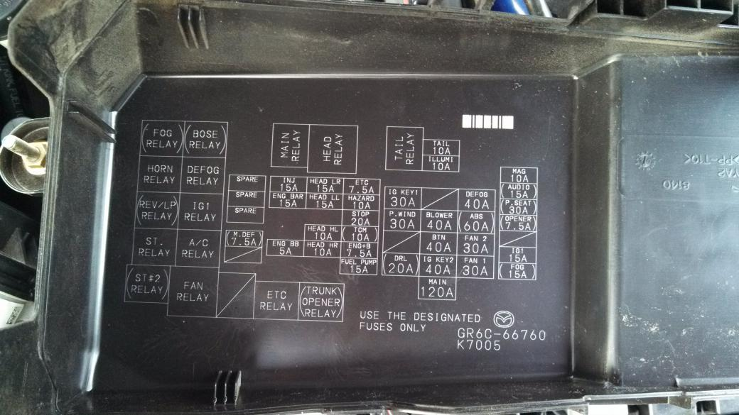 2006 Mazda Tribute Engine Diagram On 2012 Mazda 6 Wiring Diagram