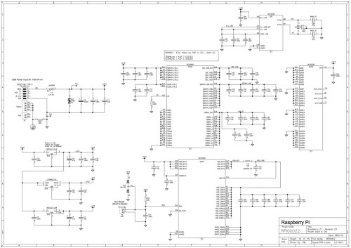 small resolution of circuit diagram for the raspberry pi 2