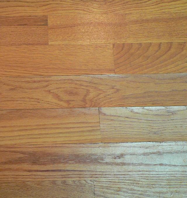 How to fix hardwood floor moisture damage - Home Improvement Stack
