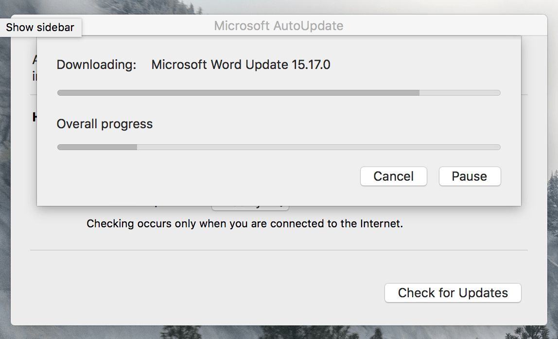 macos - How To Make Microsoft AutoUpdate Update Automatically on a Mac - Super User
